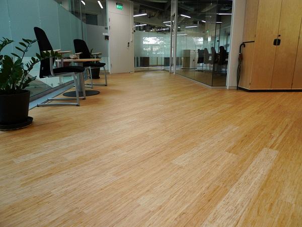 宜耐重竹地板