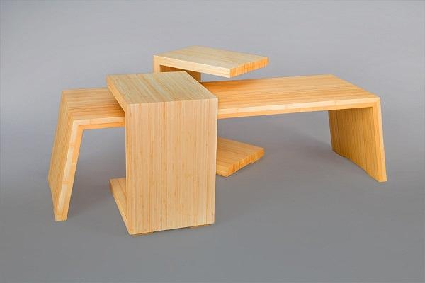 竹家具板材